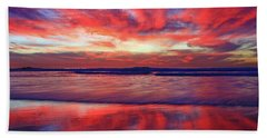 Encinitas Energy Afterglow Beach Sheet