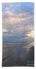 End Of Day Beauty Beach Towel