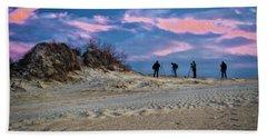 End Of Day Beach Sheet