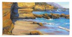 End Of Summer / Laguna Beach Beach Towel