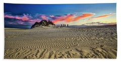 End Of The Day Beach Towel