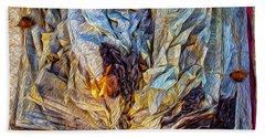 Enders Book Cluetorial Beach Sheet