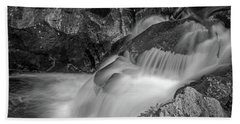 Enders Falls 2 Beach Towel by Jim Gillen