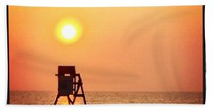 Endless Summer Beach Towel by LeeAnn Kendall