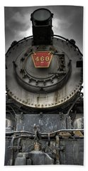 Engine 460 Front And Center Beach Towel