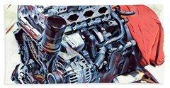 Engine  Beach Sheet