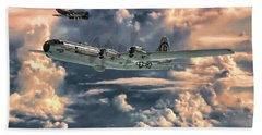 Enola Gay Beach Towel