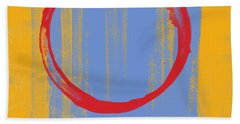 Enso Beach Towel by Julie Niemela