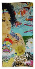 Epitome's Dream Q4 Beach Towel