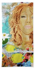 Epitome's Dream The Quadrant 3 Beach Towel