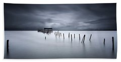 Equilibrium Beach Towel by Jorge Maia
