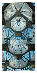 Beach Towel featuring the photograph Equilibrium.. by Nina Stavlund