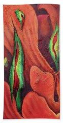 Erotocactus Beach Towel