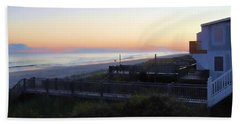 Beach Towel featuring the photograph Essence by Roberta Byram