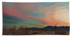 Estrella Sunset Beach Towel