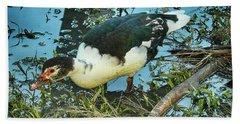 Estuary Duck Beach Sheet