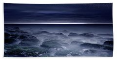 Beach Towel featuring the photograph Eternal Horizon by Jorge Maia