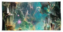 Eternal Kingdom Beach Towel