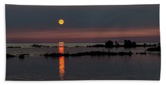 Beach Towel featuring the photograph Eternal Summer by Doug Gibbons