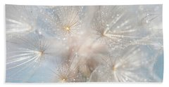 Ethereal Lightness Beach Towel