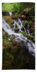 Beach Towel featuring the photograph Ethereal Solitude by Bill Wakeley