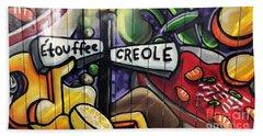 Etouffee Creole Beach Sheet