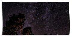 Eucalyptus Galaxy Beach Sheet