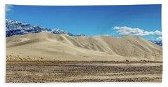 Eureka Dunes - Death Valley Beach Towel