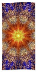 Event Horizon 003 Beach Towel
