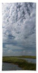 Everglades 1 Beach Towel