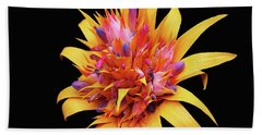 Exotic Flowers Beach Sheet