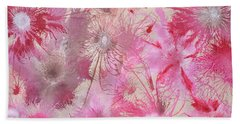 Exploflora Series No. 2 Beach Towel