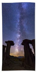 Exploration  Beach Towel