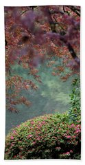 Beach Towel featuring the photograph Exploring Beauty by Brandy Little