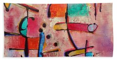 Expression # 12 Beach Sheet by Jason Williamson