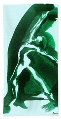 Expressions Beach Towel