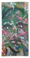 Expressions Of Life Beach Towel