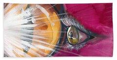 Eyelights Beach Towel