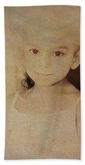 Innocent Eyes Beach Towel
