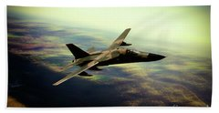 F-111 Aarvark Beach Towel