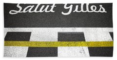 F1 Circuit Gilles Villeneuve - Montreal Beach Sheet
