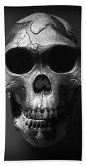 Face Of Our Ancestor - Australopithecus Afarensis Beach Towel