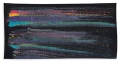 Fade To Black Beach Towel