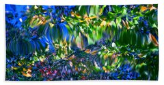 Faerie Frenzy Beach Towel