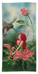 Fairy Dust Beach Towel