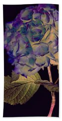 Fairy Hydrangea Beach Sheet by Susan Maxwell Schmidt