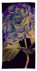 Fairy Hydrangea Beach Towel