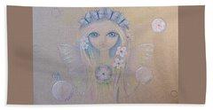 Fairy Song  Beach Towel