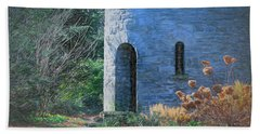 Fairy Tale Tower Beach Towel by Patrice Zinck