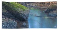 Fairyland Forest Pool Beach Towel